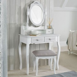 Bethany Hand Painted Dressing Table